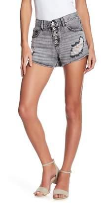 Jessica Simpson Ranger Jean Shorts