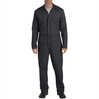 Dickies Long Sleeve Flex Twill Coverall - Short