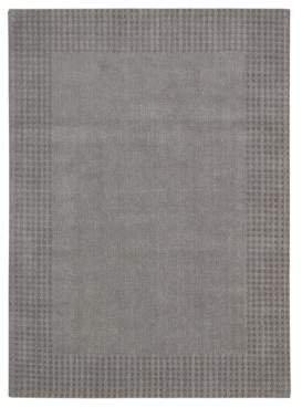 Kathy Ireland Home Cottage Grove Rug Collection- Steel