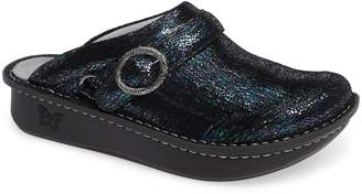 Alegria Seville Water Resistant Clog