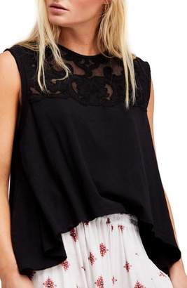 Free People · Meant to Be Swing Top