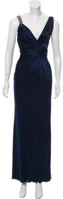 Gianni Versace Embellished Evening Dress w/ Tags