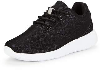 Very Jessie Older Girls Mesh Print Trainers