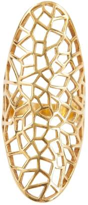 Zadig & Voltaire Gold Silver Ring
