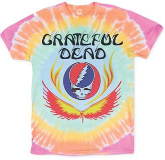Ripple Junction Grateful Dead Phoenix Men Graphic T-Shirt
