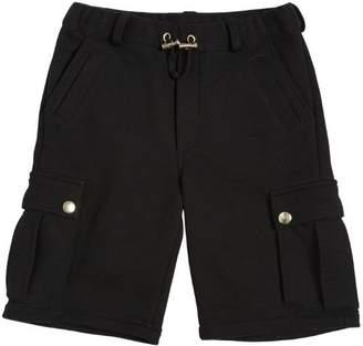 Balmain Cotton Sweat Shorts