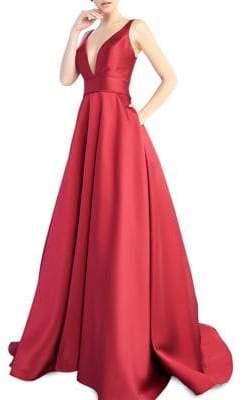 9afcae06e169 Mac Duggal Red A Line Dresses - ShopStyle