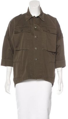 Boy. by Band of Outsiders Oversize Collared Jacket $150 thestylecure.com