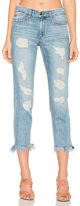 Joe's Jeans The Smith Fray Hem Straight.