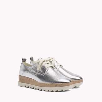 Tommy Hilfiger Metallic Platform Shoe
