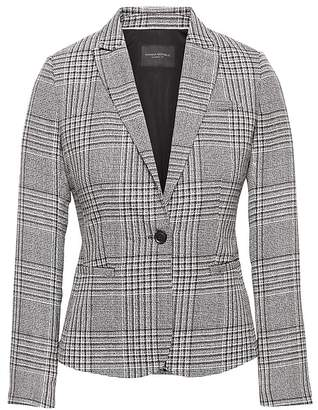 Banana Republic JAPAN ONLINE EXCLUSIVE Classic-Fit Plaid Blazer