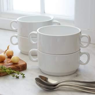 ... Sur La Table Double-Handle Soup Bowls Set of 4 & Sur La Table Dinnerware - ShopStyle