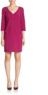Trina Turk Silvia Shift Dress $328 thestylecure.com