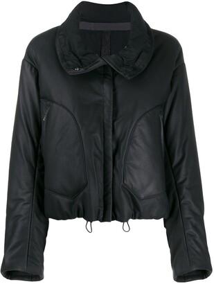 Isaac Sellam Experience cropped jacket