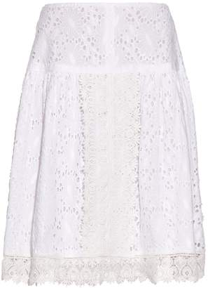 Marianna QUEENE AND BELLE broderie-anglaise skirt