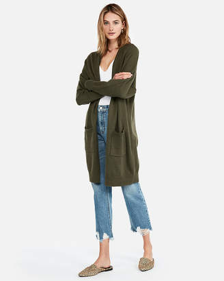Express Long Dolman Sleeve Cover-Up