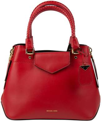 Michael Kors Red Leather Handbag