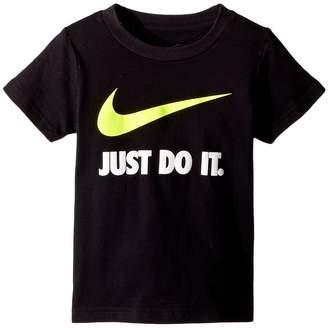 Nike Just Do It Swoosh Tee Boy's T Shirt