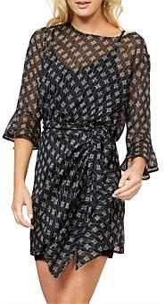 MinkPink Isabel Tie Front Dress
