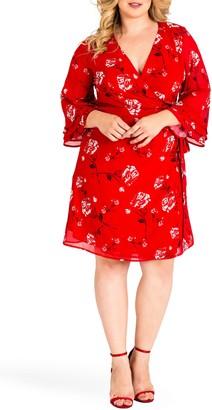 Standards & Practices Lulu Wrap Dress