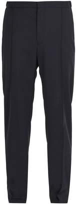 Giorgio Armani Slim-leg wool trousers