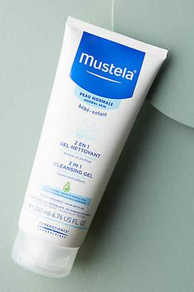 Mustela 2-in-1 Tear-Free Cleansing Gel
