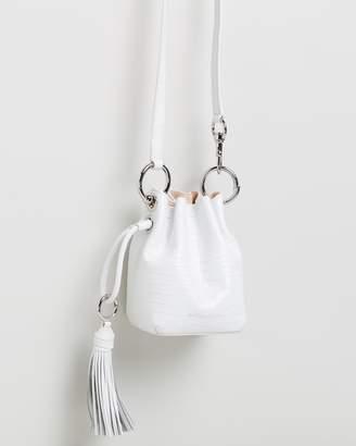 Rebecca Minkoff Mini Kate Bucket Cross-Body Bag