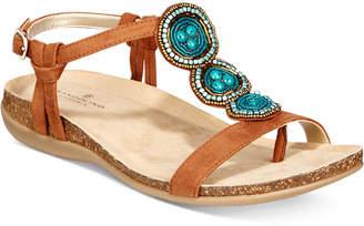 Bandolino B-Flexible Hamper Embellished Sandals
