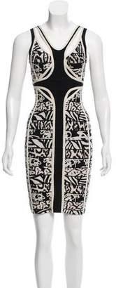 Herve Leger Kylie Bandage Dress