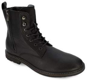 Deer Stags Thomas Leather Plain Toe Boots