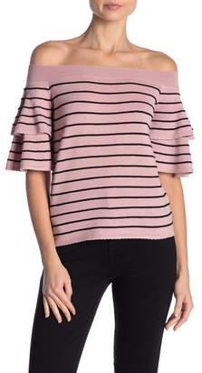 BB Dakota P.Y.T Striped Sweater