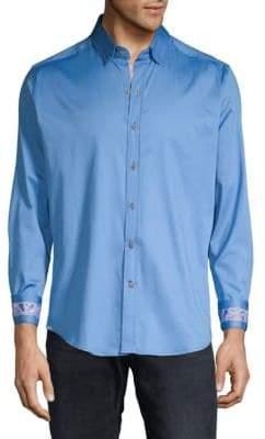 Robert Graham Caruso Button-Front Shirt