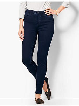 Talbots Comfort Stretch Denim Jeggings - Rinse Wash