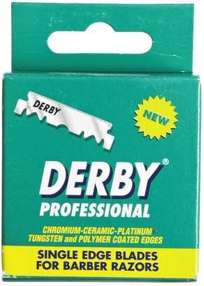 Derby International Professional Single Edge Razor Blades
