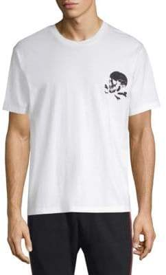 The Kooples Graphic Cotton Tee