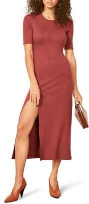 Reformation Olympia Midi Dress