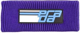 Prada Logo Ribbed Headband