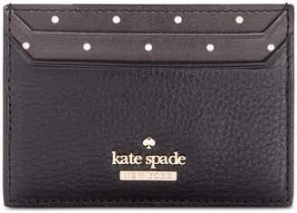 Kate Spade Blake Street Lynleigh Dotted Card Case