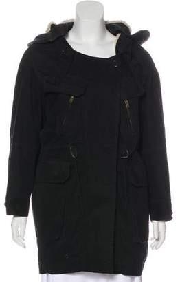 Etoile Isabel Marant Oversized Short Coat