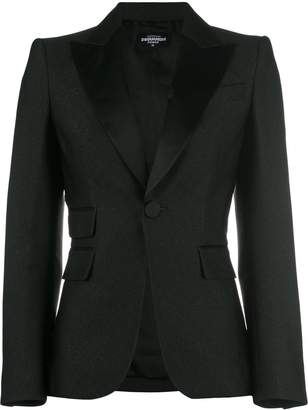 DSQUARED2 fitted blazer