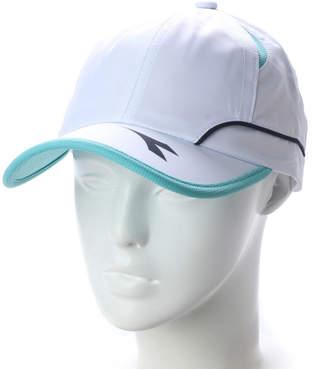 Diadora (ディアドラ) - ディアドラ Diadora レディース テニス キャップ W ELITE キャップ DTA8791