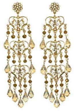 Badgley Mischka Chandelier Earrings