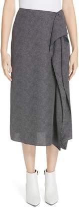 Equipment Climmie Ruffle Skirt