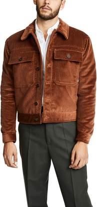 MSGM Corduroy Velvet Jacket