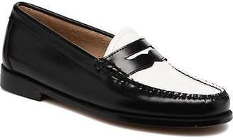 G.H. Bass Women's WEEJUN WMN Penny/001 Rounded toe Loafers in Black