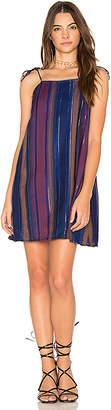 Cleobella Amalfi Slip Dress in Blue $149 thestylecure.com