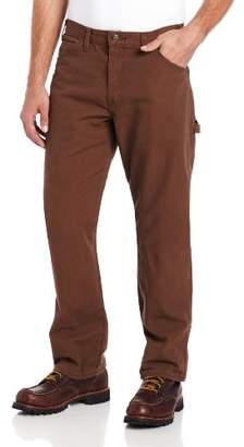 Dickies Men's Relaxed Fit Duck Jean,33x32
