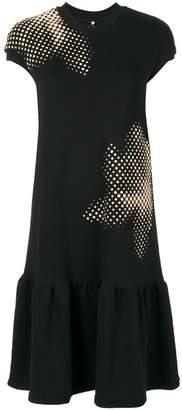 Ioana Ciolacu T-shirt drop waist dress