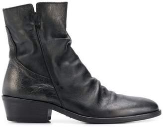 Fiorentini+Baker Cohen cuban heel boots