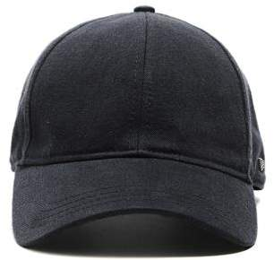 8fa7bcfa3d8 Todd Snyder + New Era Dad Hat in Black Selvedge Chino